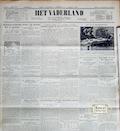 Het Vaderland - De krant waar ook veel over De Put en landgoed Te Werve in geschreven werd